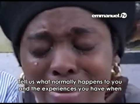 BISOLA JOHNSON – MENTALLY UNSTABLE WOMAN – ACCUSER OF PROPHET TB JOSHUA EXPOSED