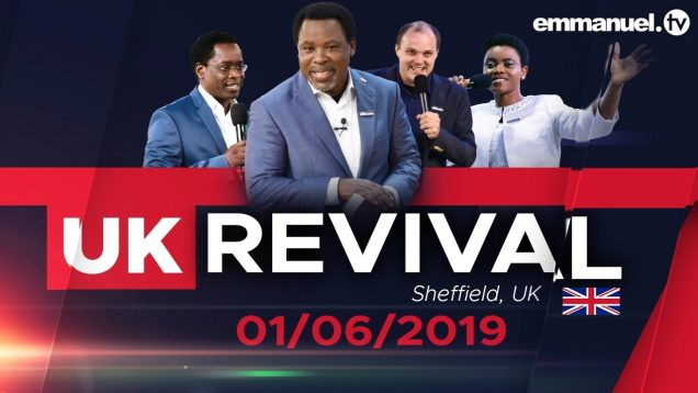 Emmanuel TV UK Revival LIVE