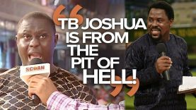 PAID TO LIE AGAINST TB JOSHUA!!!
