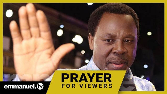 SPIRIT OF FAILURE – MOVE!!! | TB Joshua Prayer For Viewers