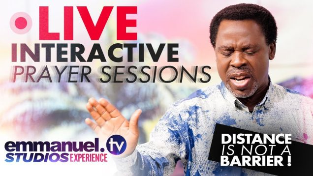 HOW TO JOIN INTERACTIVE PRAYER SESSION ON EMMANUEL TV!!!